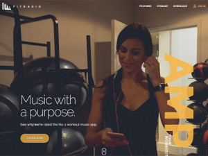 Fit Radio App | The No. 1 Workout Music App Worldwide