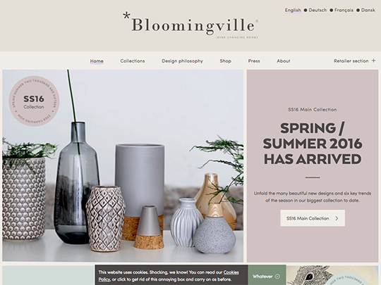 Bloomingville - Nordic home & interior design