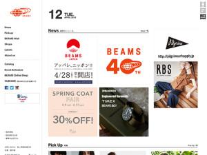 BEAMSオフィシャルサイト|ビームス
