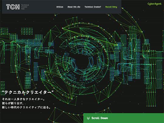 CyberAgent Technical Creator Hub