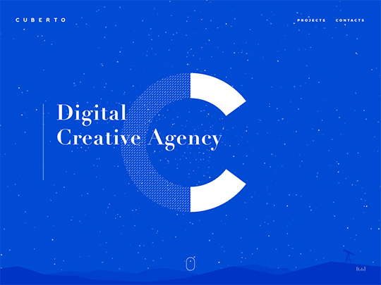 Cuberto — Interactive Design Studio