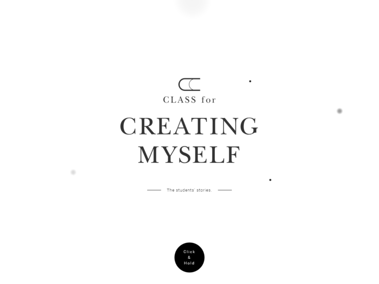 CLASS for CREATING MYSELF
